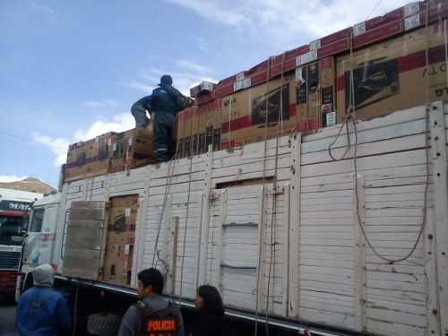 La Aduana identifica 20 rutas ilegales para el contrabando