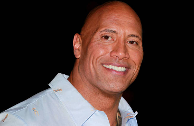 Dwayne Johnson (REUTERS)