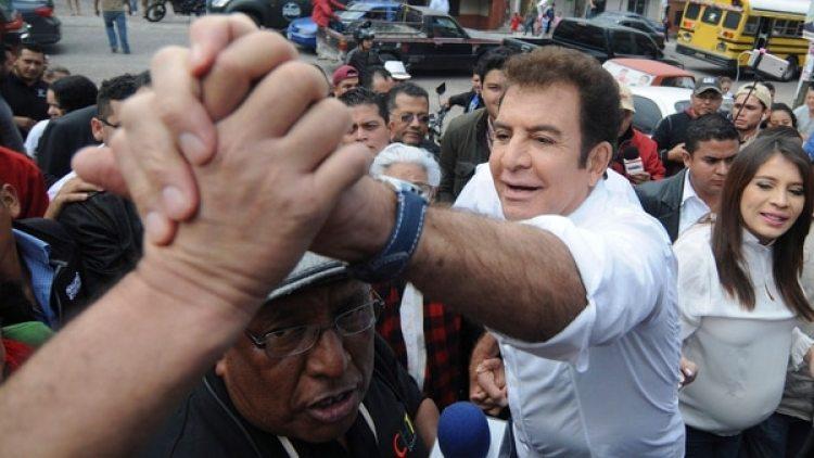 Nasralla llamó a los hondureños a manifestarse (EFE)