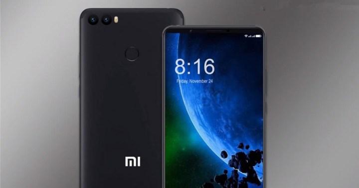 Concepto de diseño del Xiaomi Mi Max 3