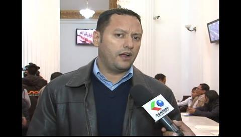 """Dorado: """"El MAS rechazó comisión para investigar caso Banco Unión"""""""
