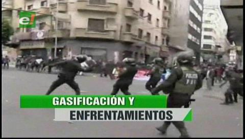Video titulares de noticias de TV – Bolivia, noche del jueves 9 de noviembre de 2017