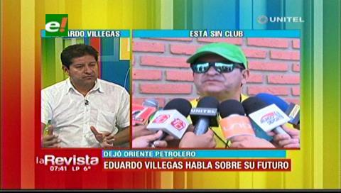 Entérate del futuro de Eduardo Villegas