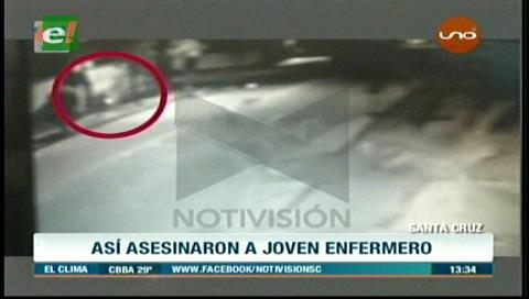 Así asesinaron al joven enfermero Mario Barja León