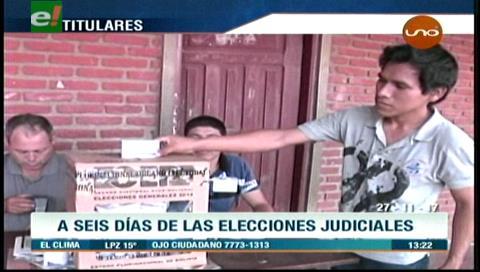 Video titulares de noticias de TV – Bolivia, mediodía del lunes 27 de noviembre de 2017