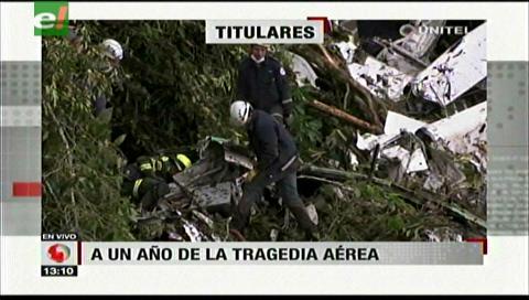 Video titulares de noticias de TV – Bolivia, mediodía del martes 28 de noviembre de 2017