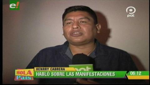 Brigada Parlamentaria Cruceña rechazó vandalismo en las sedes institucionales