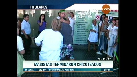 Video titulares de noticias de TV – Bolivia, noche del miércoles 29 de noviembre de 2017
