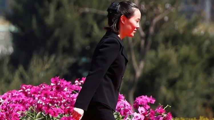 Kim Yo-jong, la hermana y propagandista de Kim Jong-un