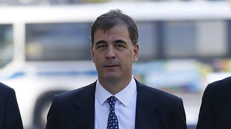 Alejandro Burzaco, ex director de Torneos y Competencias en Argentina (EFE)