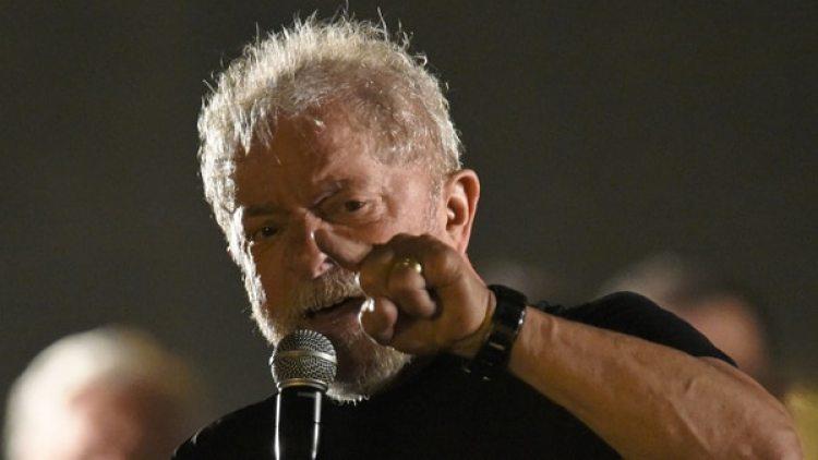 Lula da Silva lidera los sondeos en Brasil (AFP)