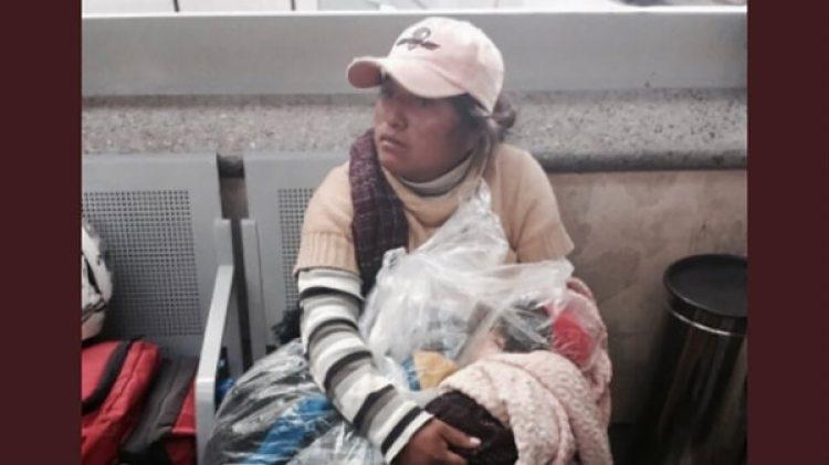 La madre dijo a la policía que su hijo había fallecido por una enfermedad (La Razón)