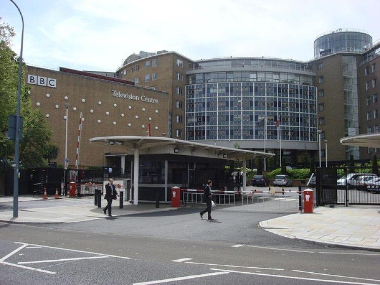 Sede de la BBC en Londres (Wikimedia)