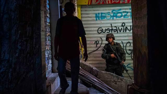 La favela Rocinha por dentro