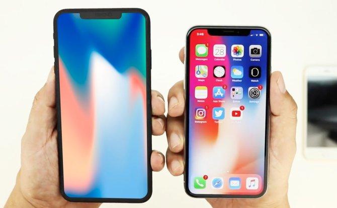 Apple lanzará en 2018 un iPhone de 6,1 pulgadas con pantalla LCD y trasera de aluminio