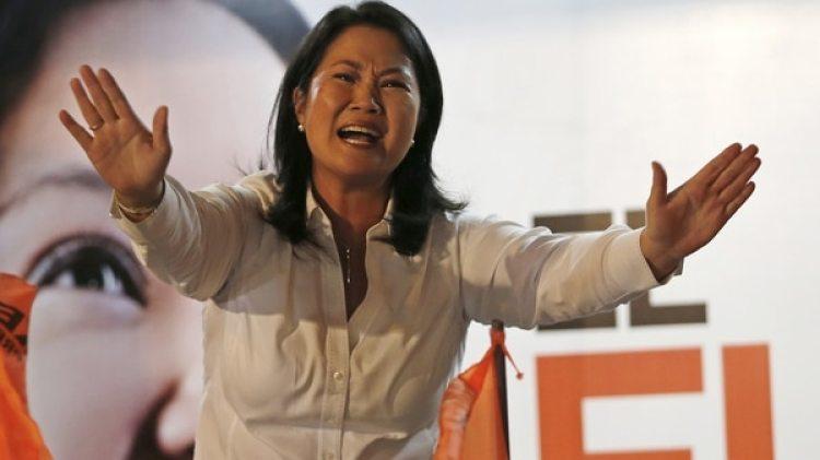 Es una incógnita cómo procesará su derrota Keiko Fujimori (AP)