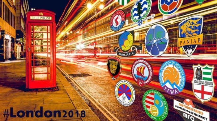 El Mundial llega a Londres (@CONIFAOfficial)