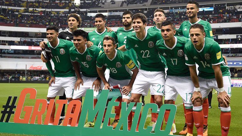 Con un promedio de edad de 27 años, el valor de México es de 140 millones de dólares
