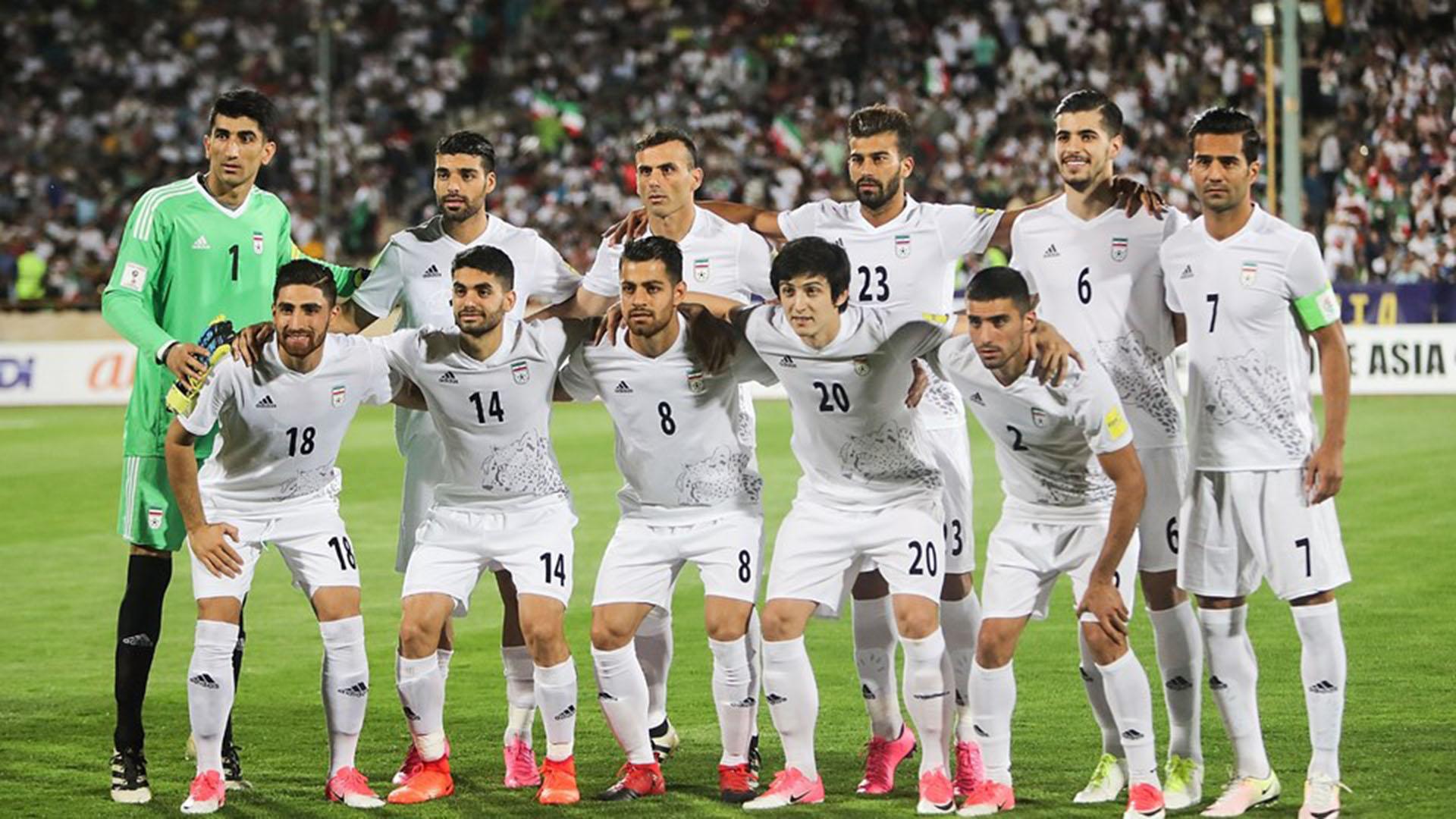 Con un promedio de edad de 26 años, el valor de Irán es de 50,67 millones de dólares