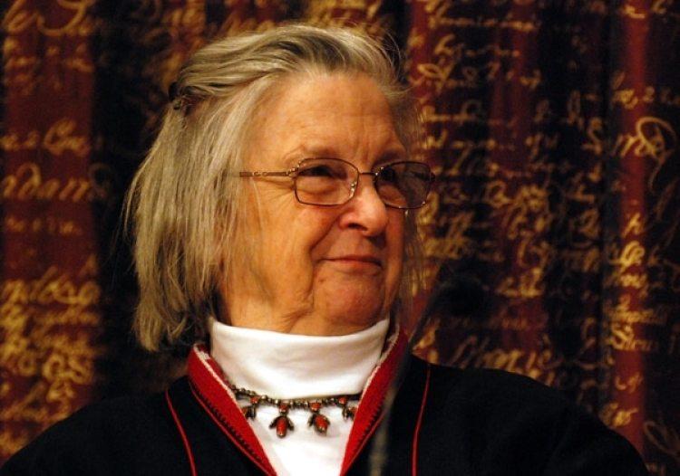 """Elinor Ostrom, fallecida en 2012, es la única ganadora del """"premio de Ciencias Económicas en memoria a Alfred Nobel"""" (Prolineserver/Wikimedia)"""