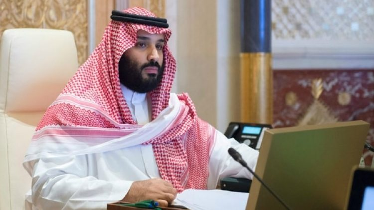 Mohammed bin Salman, príncipe heredero de Arabia Saudita