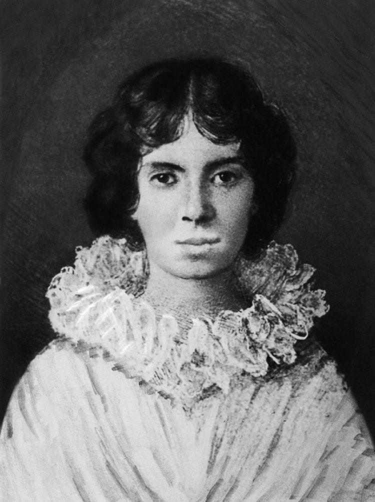 Último retrato de Emily Dickinson