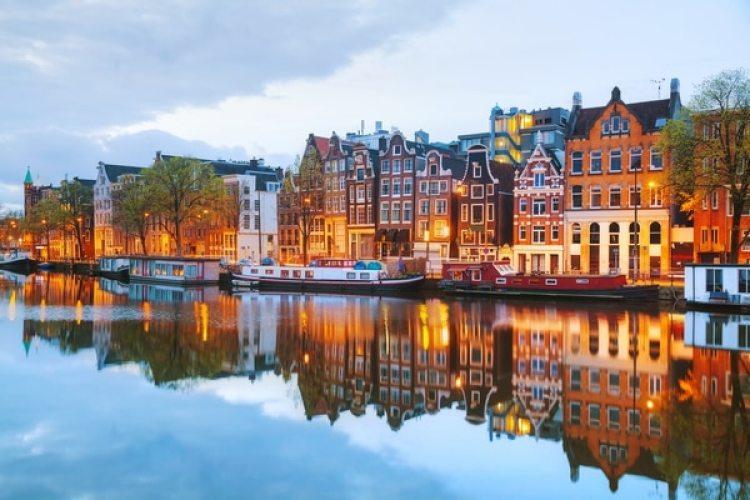 Amsterdam, Holanda (iStock)