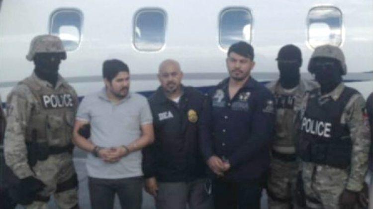 Efraín Antonio Campo Flores y Franqui Francisco Flores de Freitas fueron arrestados en Haití en 2015