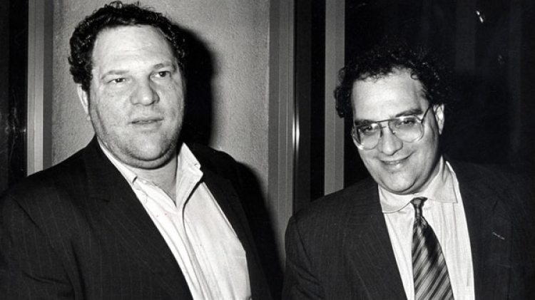 Harvey y Bob Weinstein, los hermanos al frente de Miramax