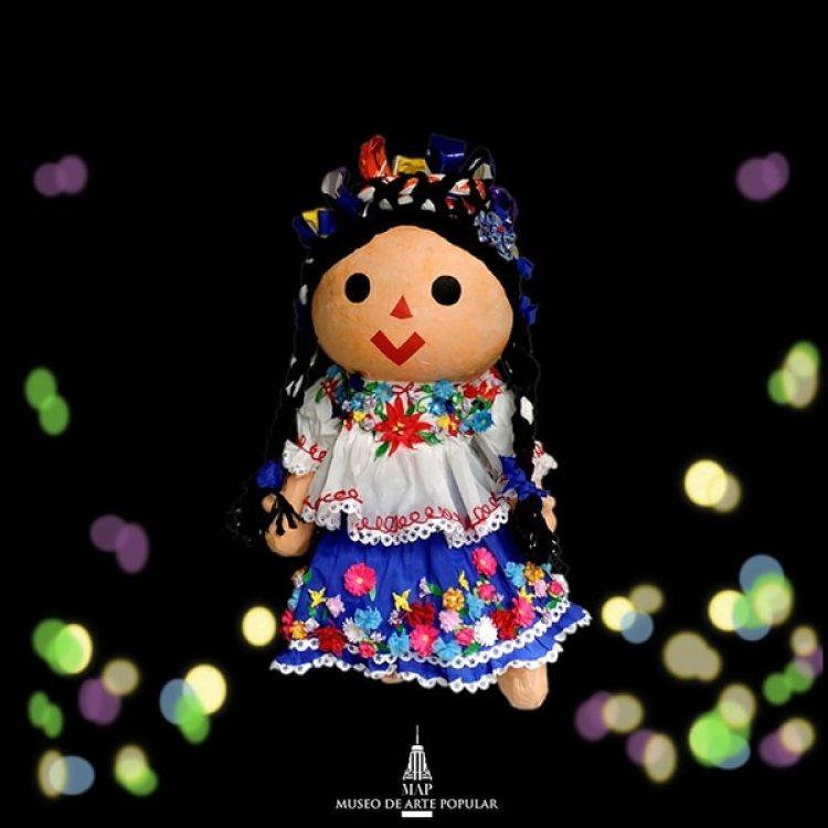 Piñata Xocitl, por Reyna Luisa Alférez Cavildo