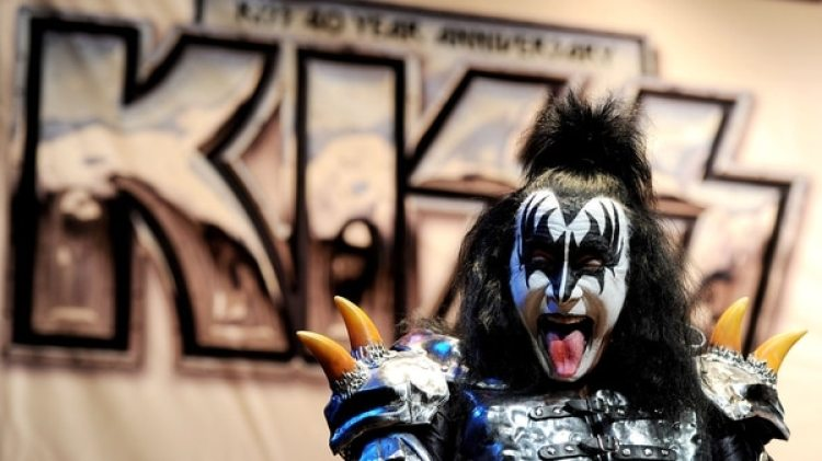 Gene Simmons (Getty)
