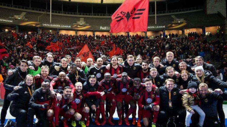 El Östersunds FK es la nueva cenicienta del fútbol europeo y próximo rival del Arsenal FC