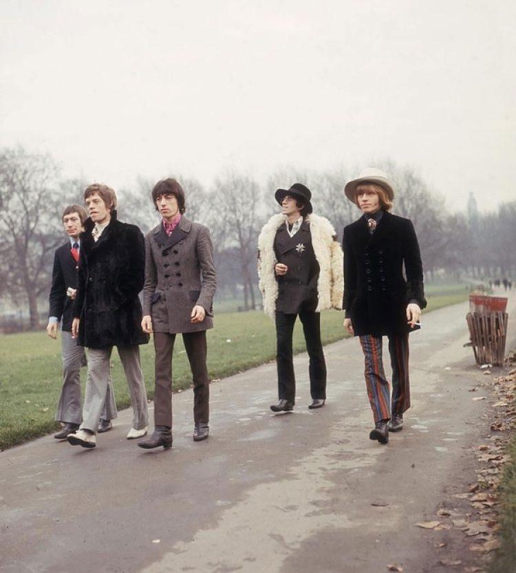Rolling Stones. Londres, 1967