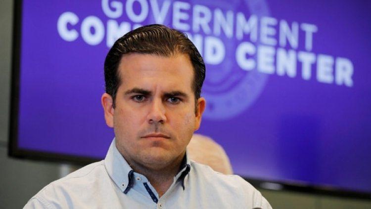 El Gobernador de Puerto Rico Ricardo Rossello (REUTERS/Carlos Barria/archivo)