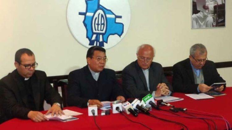 La Conferencia Episcopal de Bolivia
