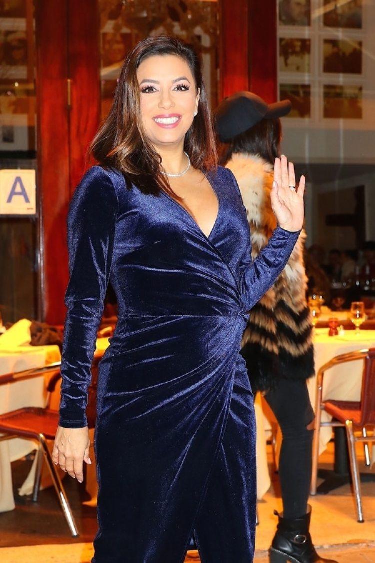 Eva Longoria, en noviembre pasado, en la ciudad de Nueva York (Grosby Group)