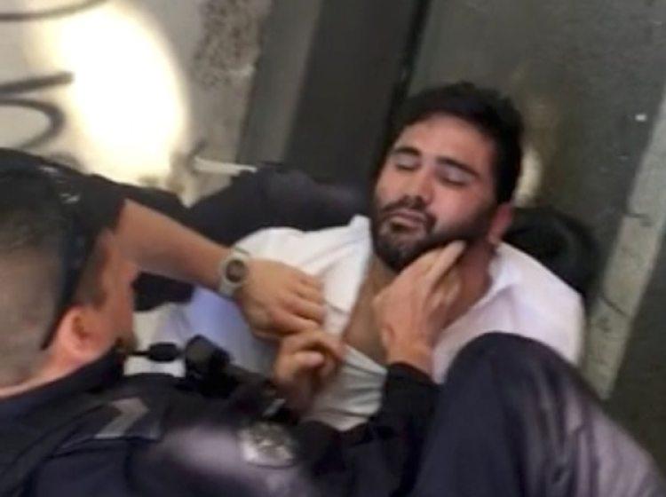 Saeed Noori, un autraliano de origen afgano a quien la policía conocía por su historia de abusos de drogas y enfermedad mental. Era el presunto conductor (Reuters)