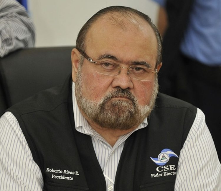José Rivas Reyes