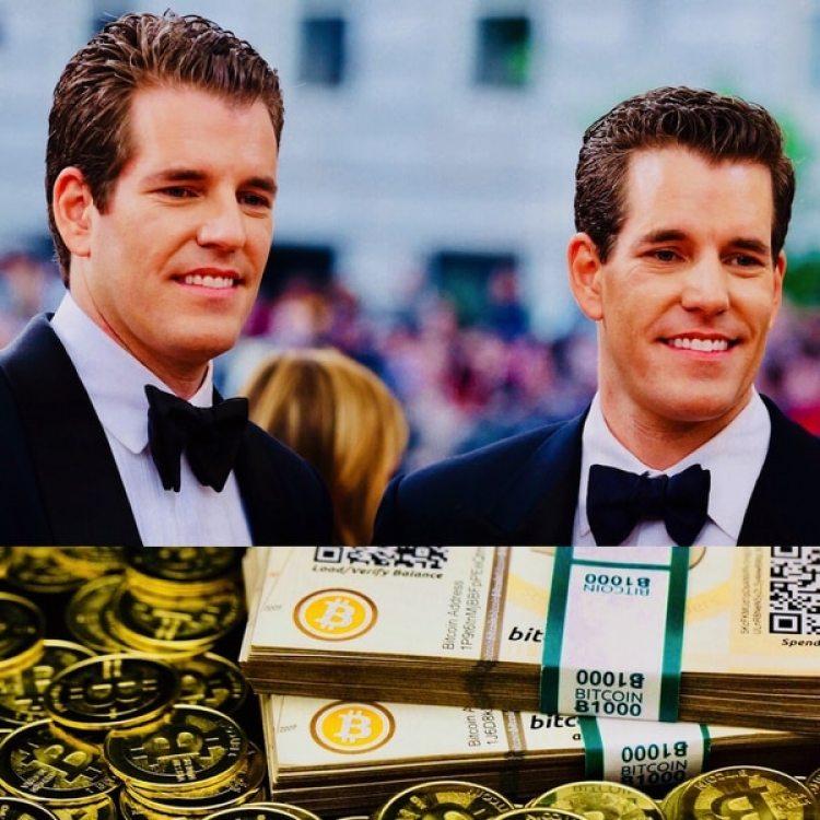 """Los gemelos Winklevoss se convirtieron en los primeros multimillonarios de Bitcoin y al parecer habrían tomado las medidas necesarias para no olvidar sus preciadas """"llaves"""" de acceso a la billetera electrónica"""