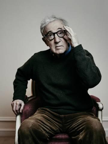 Woody Allen, retratado hace unas semanas en París.