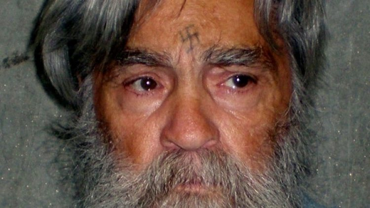 Charles Manson. (Reuters)