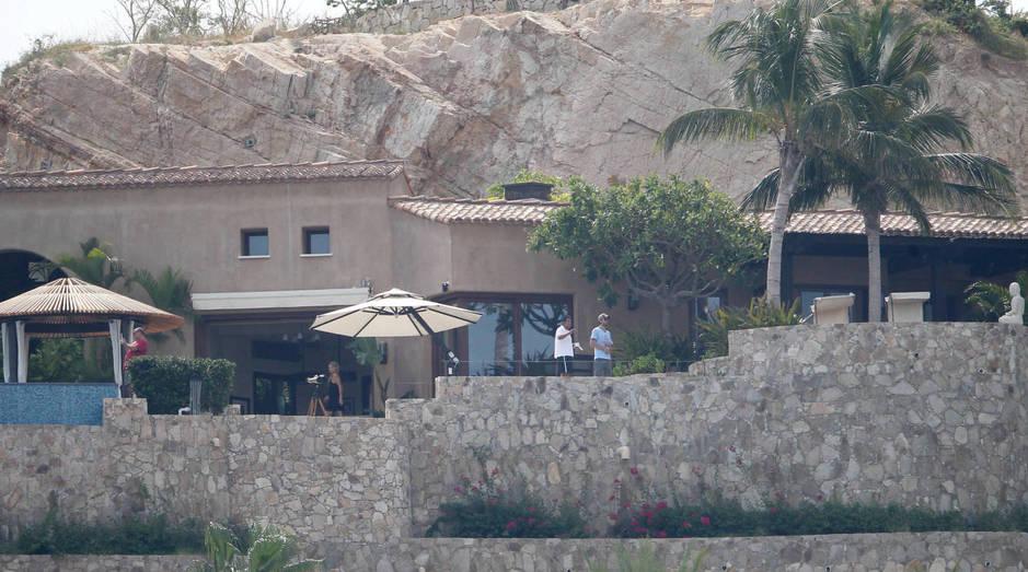 Imagen de la mansión de Enrique Iglesias en Los Cabos en 2012. (Gtres)