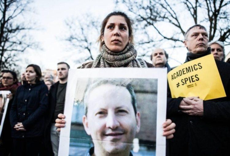 Diferentes organizaciones que velan por los derechos humanos exigieron la liberación de Djalali