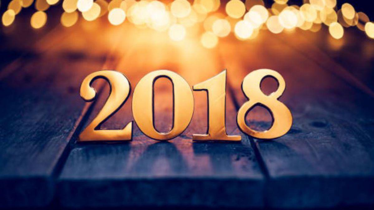 Año Nuevo 2018