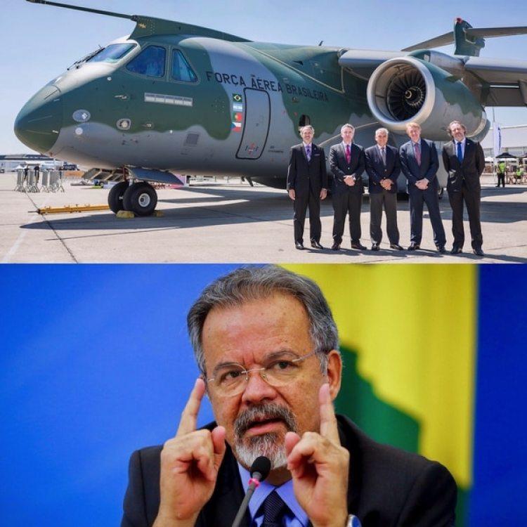 El ministro de defensa Raul Jungmann dijo que se encuentra a favor de una posible alianza con Boeing, pero se opone a ceder el control de Embraer por preocupaciones sobre futuras decisiones estratégicas