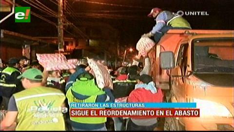 Santa Cruz: Nuevo enfrentamiento entre gremiales y gendarmes en el Abasto