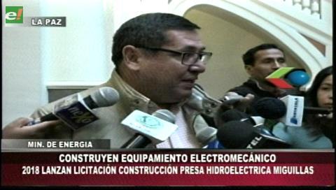 Proyecto hidroeléctrico: Miguillas será licitada en el 2018