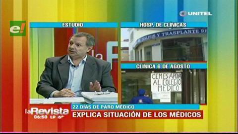 Código Penal: Senador Gonzáles dice que eliminar el artículo 205 dejaría un vacío legal
