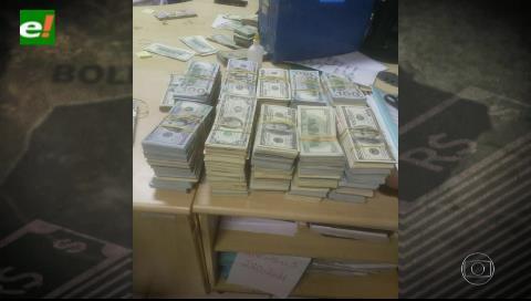 Policía de Brasil revela que millones de reales salen ilegalmente a Bolivia