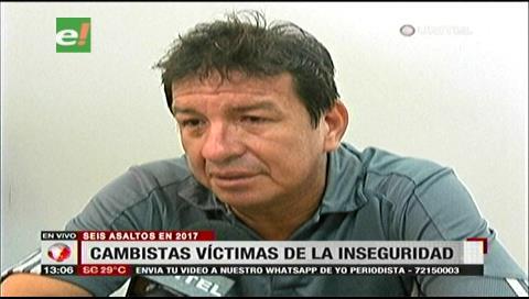 Santa Cruz: Seis librecambistas fueron víctimas de atracos el 2017